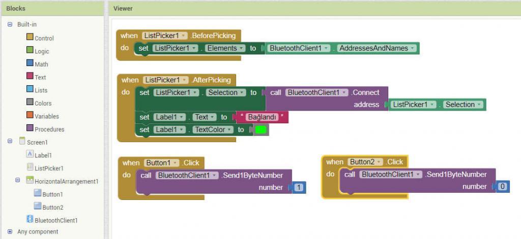 bluetooth-led-yakma-appinventor-uygulama-kodları