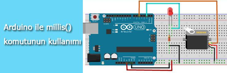 arduino-ile-millis-komutu-nasıl-kullanılır